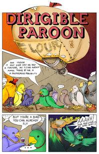 Dirigible Paroon